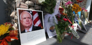 John McCain's body to lie in state at Arizona state capitol