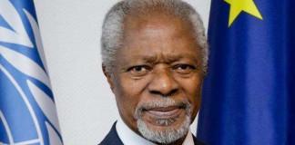Buhari, UN, others mourn Annan, former UN scribe