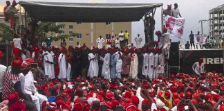 PHOTOS OF THE DAY: Kwankwaso declares presidential ambition