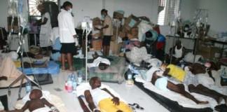 Outbreak of diarrhoea hits Borno