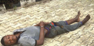 Kidnapper who took Tramadol for operation dies