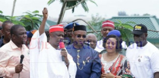 2019: Kwankwaso consults Udom Emmanuel over pesidential ambition