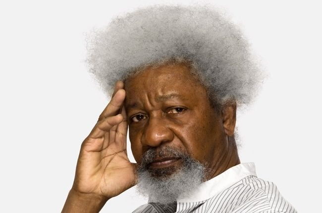 Soyinka berates Buhari over condition for violating rule of law