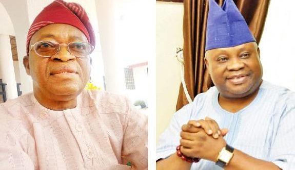 Osun guber: Oyetola leading by wide margin in re-run