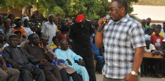 PDP Guber Primaries: Nyitse calls for Transparency, pledges to Rejig Anti-Open Grazing Law