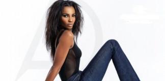 Former Miss World Agbani Darego now a mum