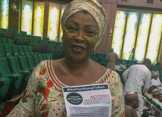House of Reps members, Funke Adedoyin, is dead, Dogara mourns