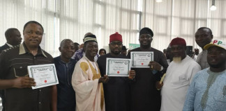 IPAC leaders sworn in
