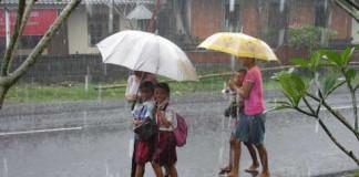 Staying Healthy During Rainy Season