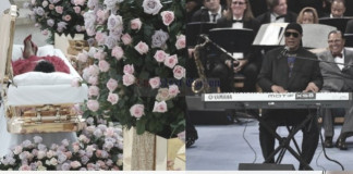 Aretha Franklin: Stars and fans say goodbye at emotional, seven-hour funeral