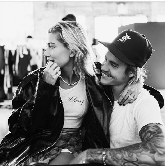 Hailey Baldwin denies being married to Justin Bieber