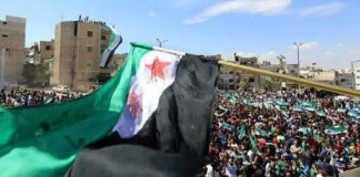 Foreign Titbits: Syria war: 'Russian strikes' target Idlib as offensive