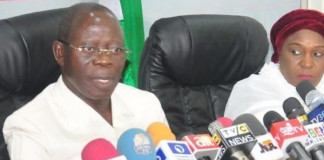 2019: Oshiomhole bashes Okorocha, Amosun as APC submits governorship list to INEC