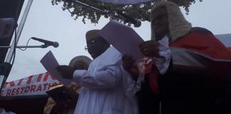 Fayemi sworn in as Governor of Ekiti State