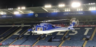 Foreign Titbits: Leicester City owner's helicopter crashes leaving stadium