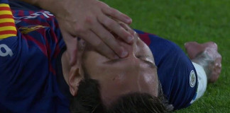 Lionel Messi to miss three weeks due to injury