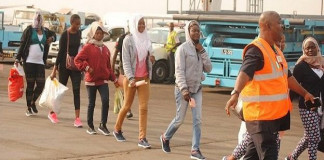 Another batch of 149 Nigerians return from Libya