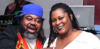 Tears as Ras Kimono's wife is buried in Lagos