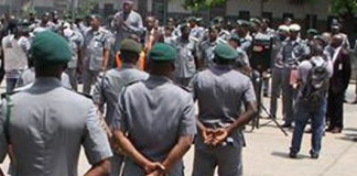 Seme Customs Area Command generates over N1b in 2 months