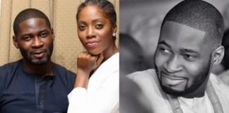 Tiwa Savage's Ex, Teebillz embarrassed about his marital status