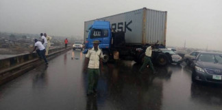 Accident: 9 feared dead as Marcopolo bus collides with truck on Lagos/Ibadan Expressway