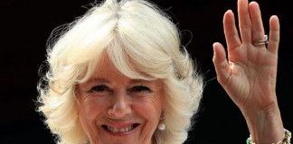 Duchess of Cornwall encourages women to support one another