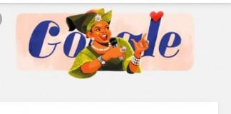 Google Honours Christy Essien Igbokwe