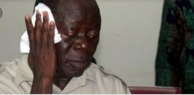 Former APC Deputy National Pub. Sec. Frank, insists Oshiomhole received bribe