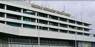NAF says Murtala Mohammed International Airport not under attack