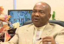 Sen. Uzodinma, Imo APC Guber Candidate shuns Presidential Panel