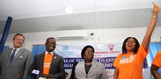 Silence, stigma escalate violence against women, girls, U.S. Consul-General