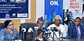 2018 'One Lagos Fiesta' To Attract Two Million Participants, 90 million Viewers Worldwide