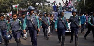Bangladesh deploys 700,000 security personnel