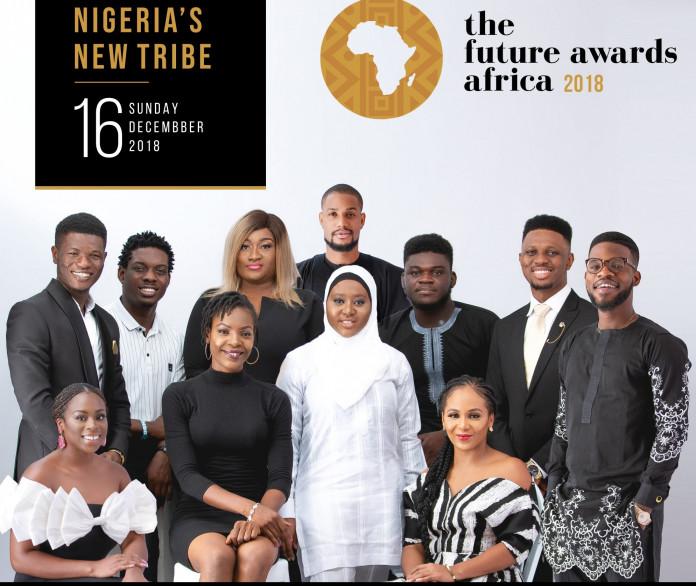 The Future Awards Africa: Davido, Musa, Adesua Etomi, Chinwe Egwin, Samson Itodo, others make nominees list