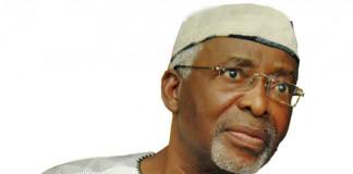 Fasehun death: Gani Adams condoles with Family, Nigerians
