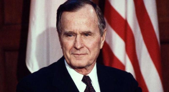 George H.W. Bush dead at 94
