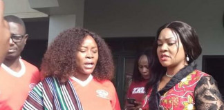 Nigerian Singer, Omawumi identifies with IDPs in Benue
