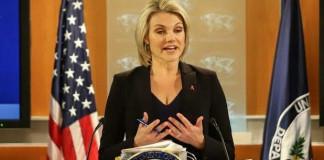 Trump nominates Heather Nauert as next ambassador to UN