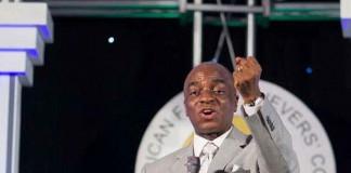 2019: Bishop Oyedepo predicts peace in Nigeria