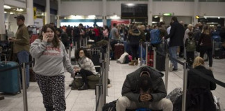 London Gatwick airport reopens after drone chaos