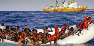 Dozens of migrants found dead on Mediterranean Sea