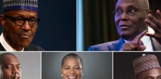 2019 Presidential debate: NEDG, BON select only five candidates