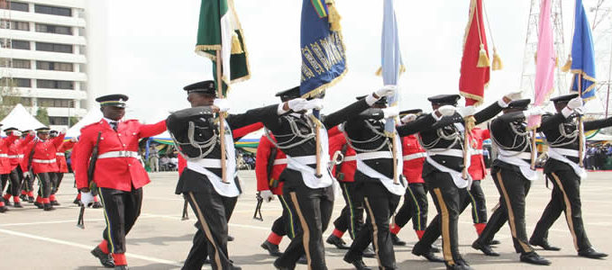 Applicants For Police Job Hit 104,289, Niger Highest With 7,985