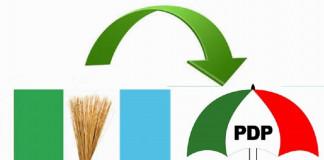 Benue APC Suffers Setback As Over 2000 Dump Party