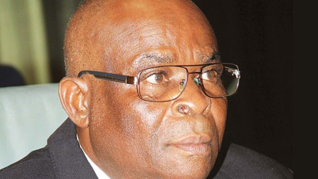 FG Directs CJN Onnoghen To Resign, For Arraignment Before CCT