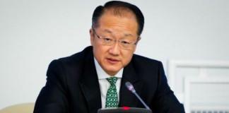 World Bank President Kim quits Feb. 1