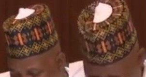 Governor Kashim Shettima of Borno State on Monday met with President Muhammadu Buhari and the service chiefs over the renewed Boko Haram insurgency