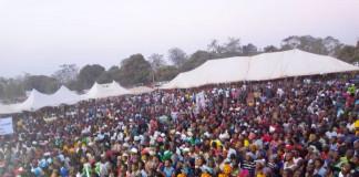 2019 Campaigns: Ortom, Akume Kinsmen Declare Support for PDP Atiku