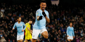 Jesus hits four as City thrash Burton 9-0 in League Cup semi-final