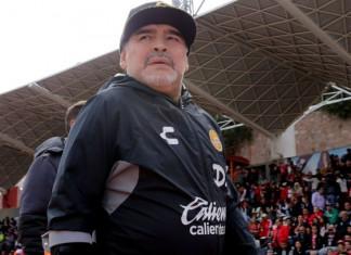 Diego Maradona released from hospital after internal bleeding